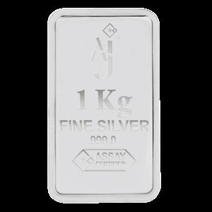 1000 g Minted Silver bar